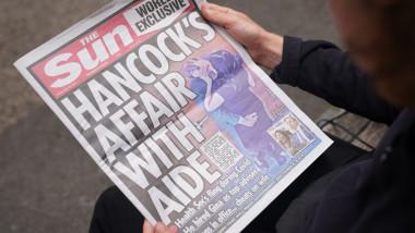 Matt Hancock affair accusations
