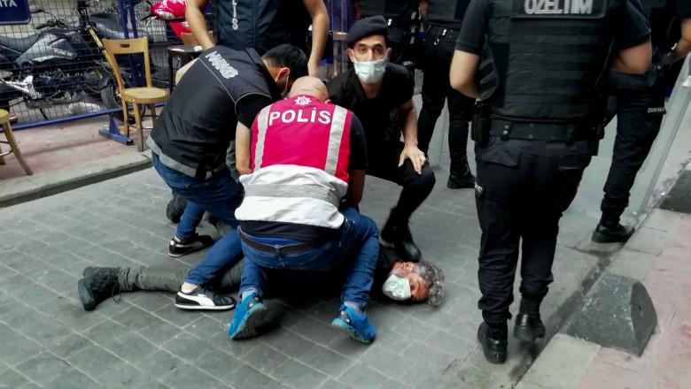fotograf AFP arestat în turcia