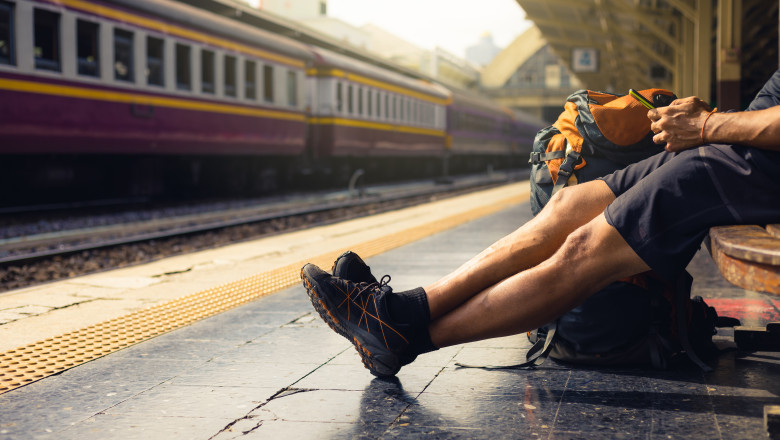 calatorie tren romania