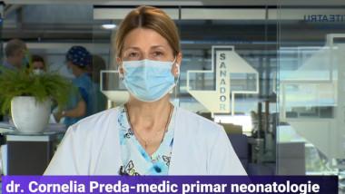 dr cornelia preda