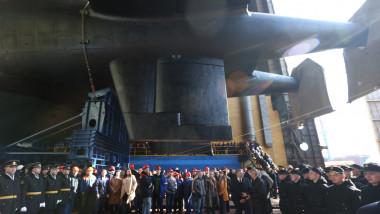 Rusia a testat submarinul nuclear Belgorod, cel mai mare construit în lume în ultimii 30 de ani