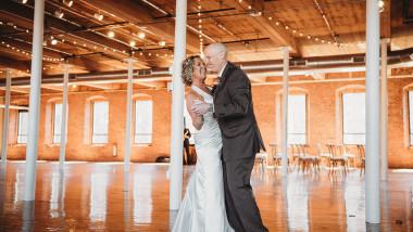 Peter și Lisa Marshall