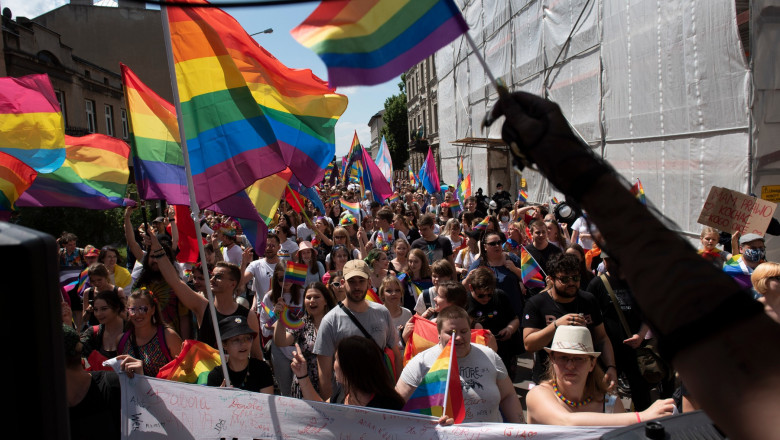 10th Lodz Pride Parade