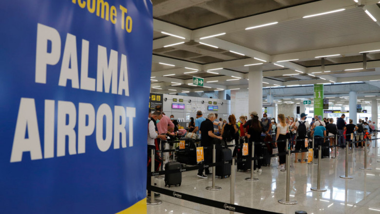 Mallorca's Tourism Sector Protests Inclusion In UK Travel Ban
