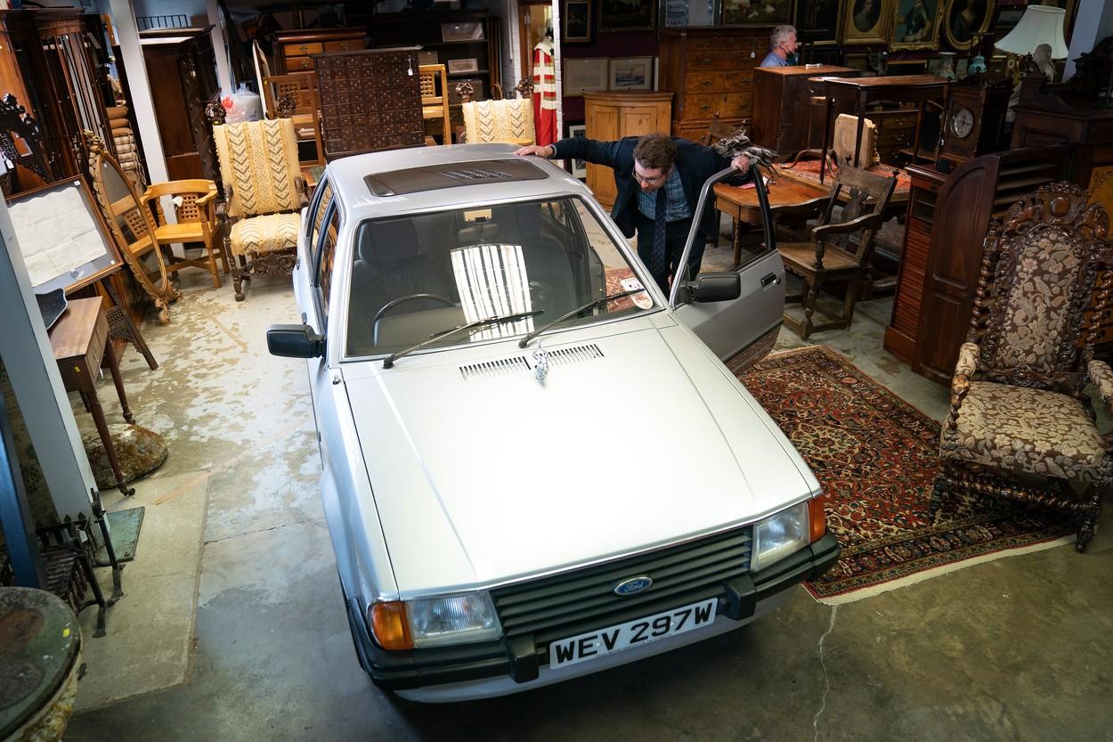 Princess of Wales' car auction