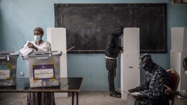 Alegeri generale in Etiopia