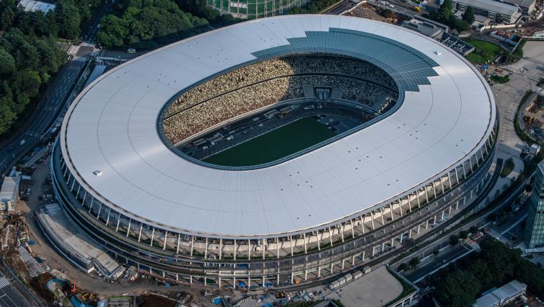 tokyo 2020 arena stadion jocuri olimpice