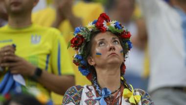ucraineanca spectatoare austria ucraina arena nationala_EURO2020_04_INQUAM_Octav_Ganea