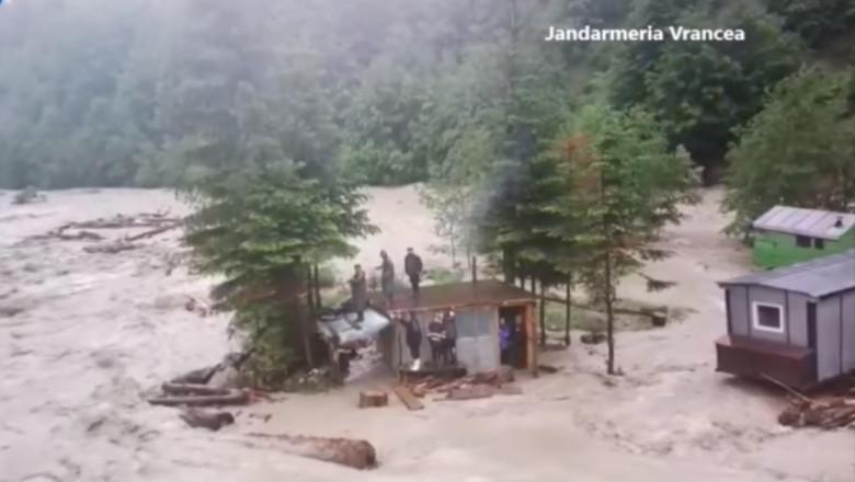 nereju oameni salvati vrancea jandarmerie salvamont disputa