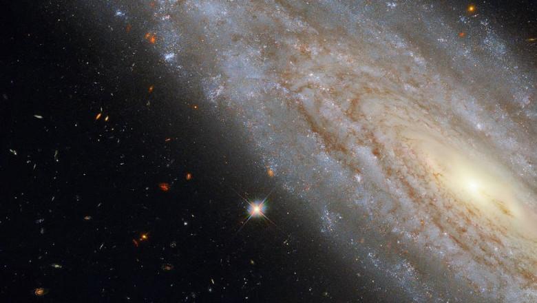 A Galactic Powerhouse
