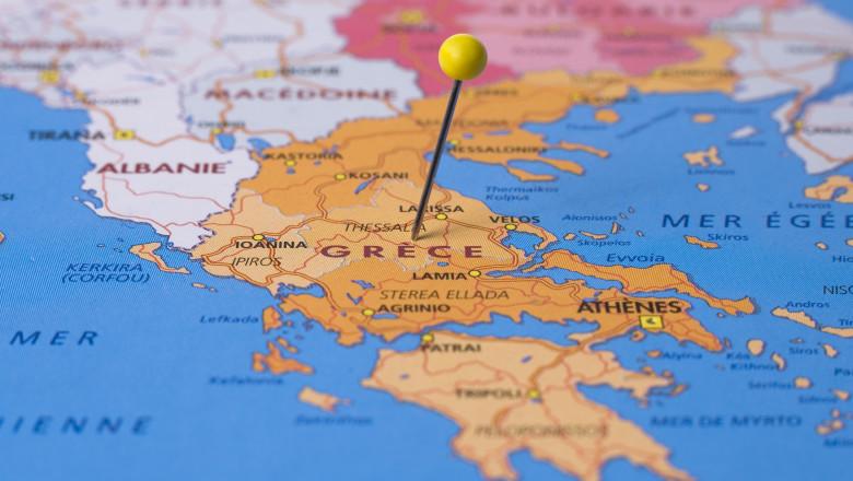 harta greciei