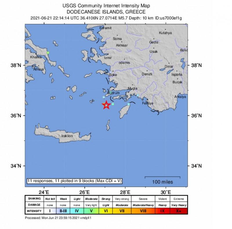 harta cutremur arhipelagul dodecanez
