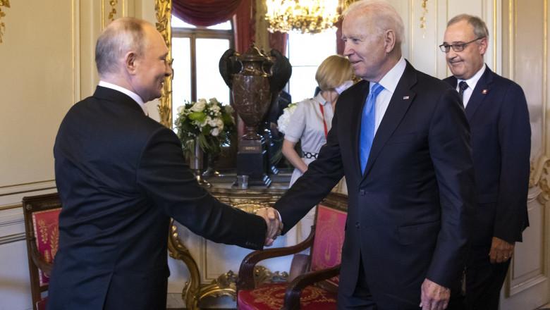 Summitul Putin Biden