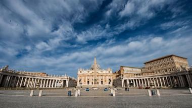 piata san pietro vatican, vedere panoramica