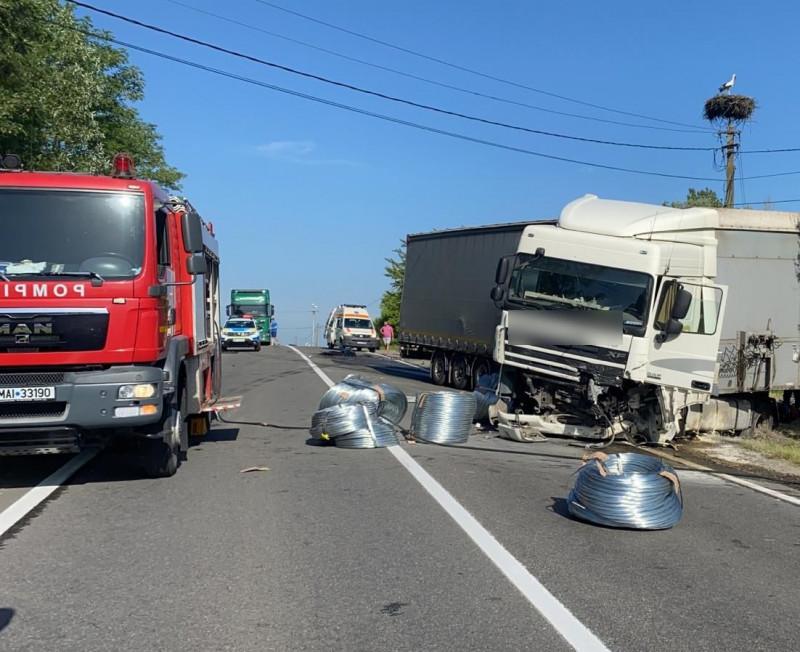 accident cluj dn1 e60 2