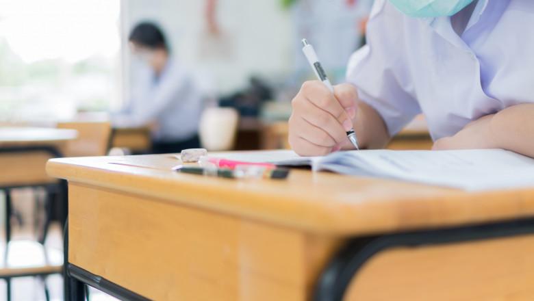 Evaluare Națională 2021. Subiectele la Matematică, publicate pe www.digi24.ro