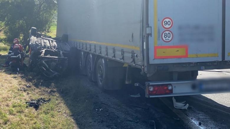 accident cluj dn1 e60 1