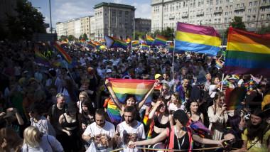Parada Egalității LGBT Varșovia