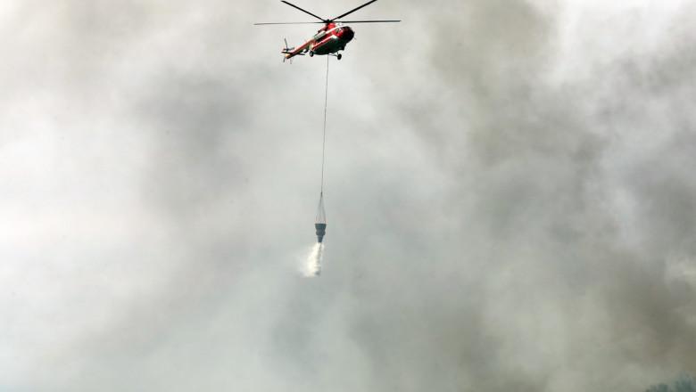 Drills of Ukrainian State Emergency Service in Sumy Region