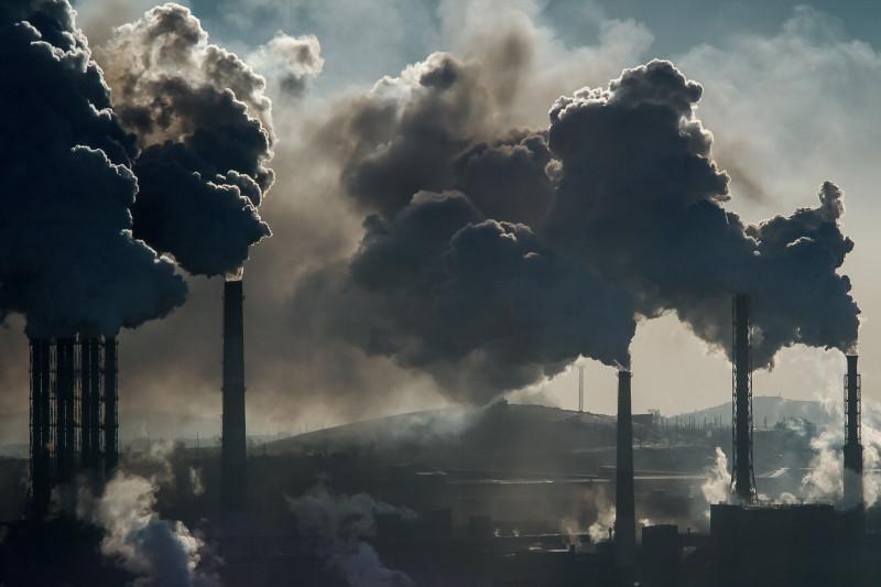 centrală electrică pe cărbune