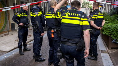 politisti amsterdam olanda jurnalist impuscat profimedia-0620009475