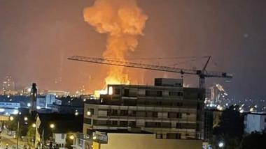 explozie azomures