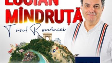 Lucian Mîndruță face, din nou, o emisiune… deplasată. În România!