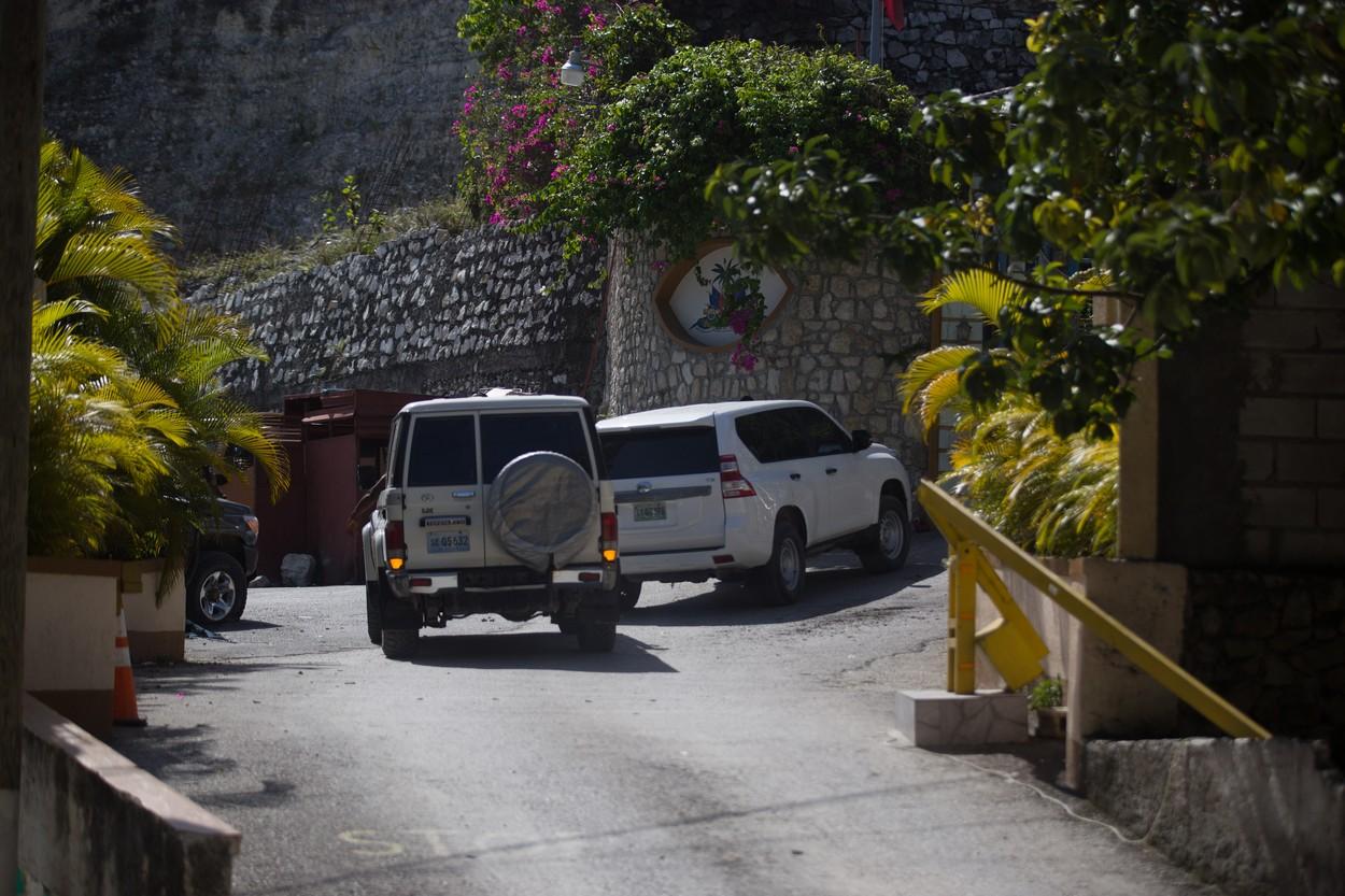 HAITI PORT AU PRINCE PRESIDENT ASSASSINATION