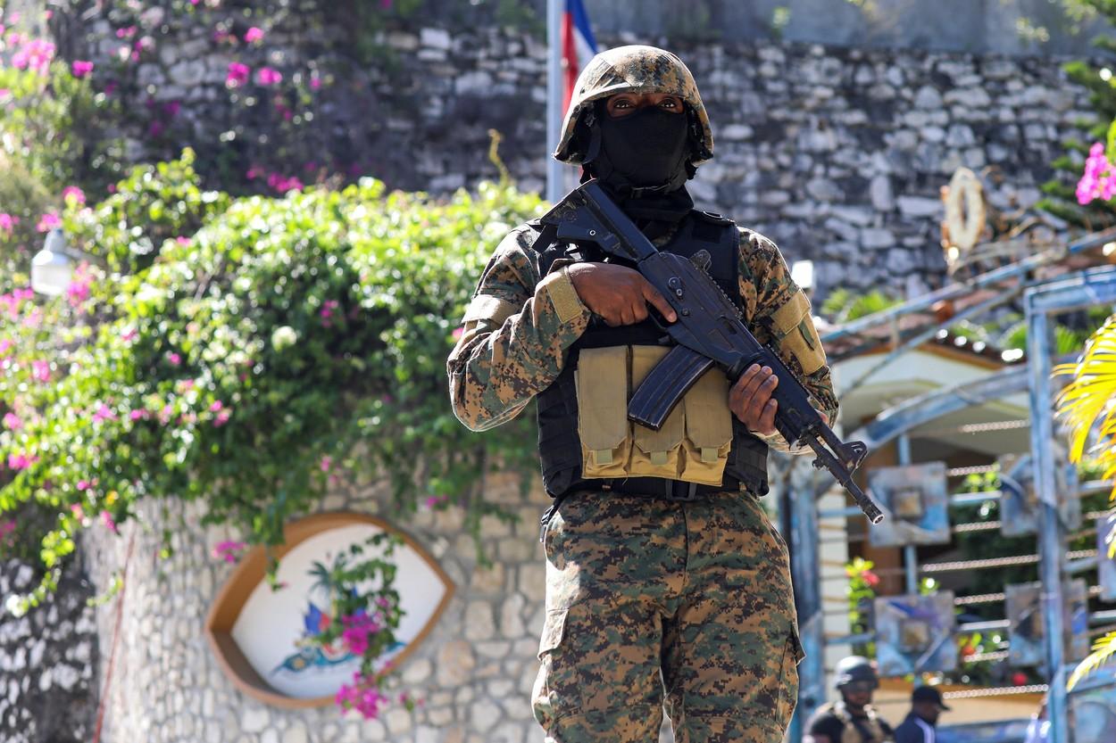haiti resedinta soldat profimedi