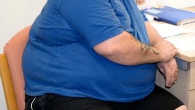 Obesity clinic patient