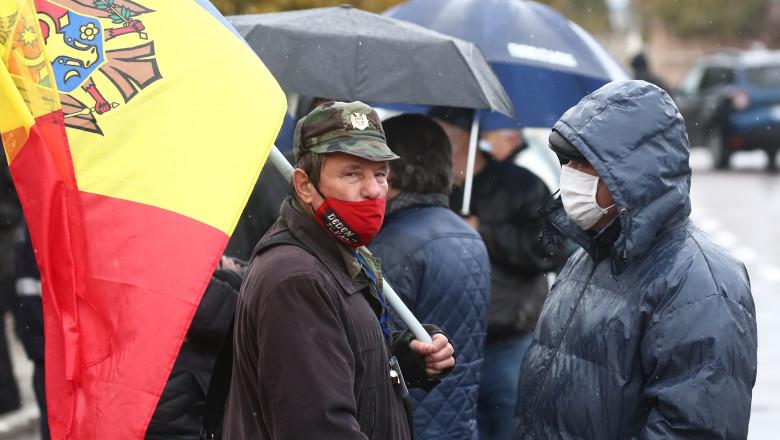 2020 Moldovan presidential election