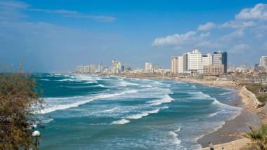 plaja Tel Aviv, Israel