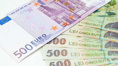 bancnote euro lei gettyimages