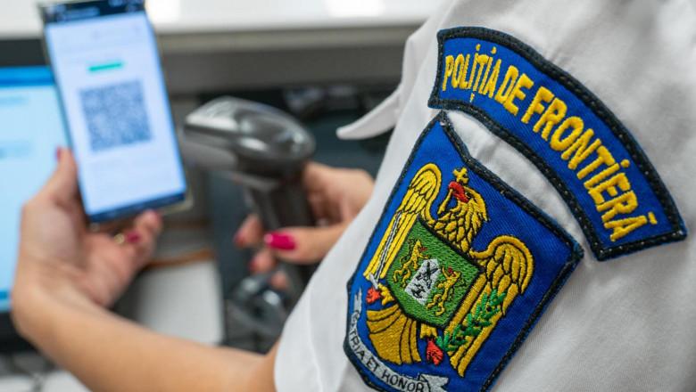politia de frontiera verifica certificatele digitale