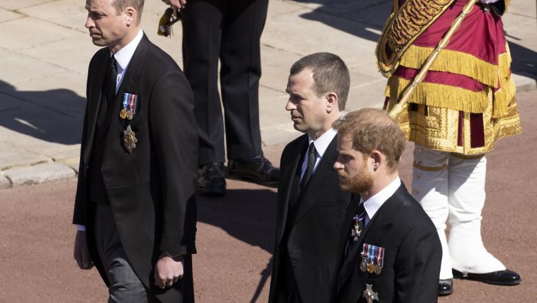 Prinţii William şi Harry se întâlnesc astăzi pentru a inaugura o statuie dedicată prințesei Diana