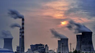 centrală elctrică pe cărbune