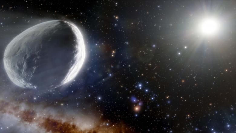 cometa uriasa Bernardinelli-Bernstein