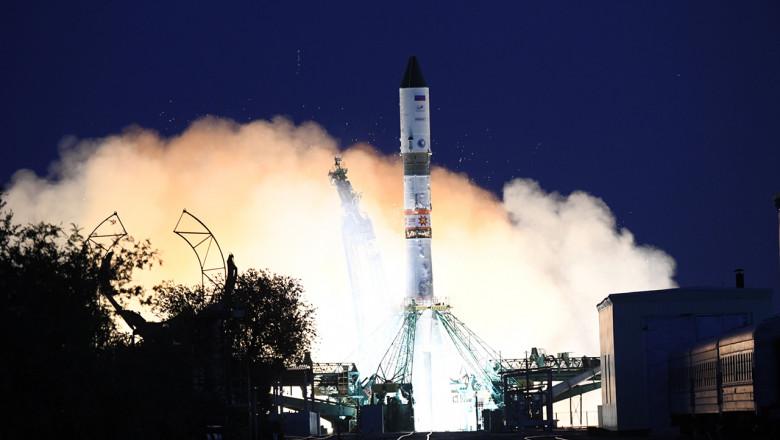Vehiculul Progress MS-17 a fost lansat în spaţiu