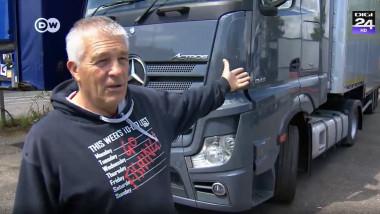 marea britanie brexit soferi camioane criza
