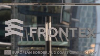 Sigla Frontex.