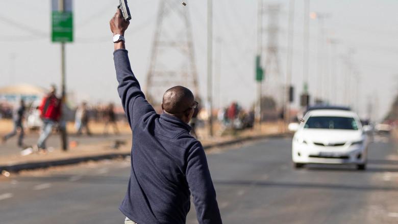 proteste masive africa de sud