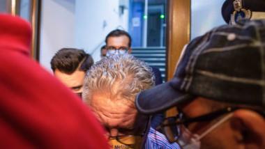 Ion Rădoi iese de la DNA după câteva ore de audieri.