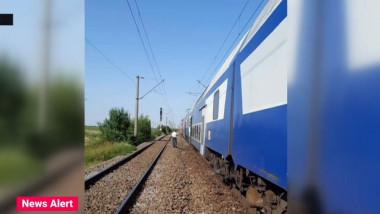 tren oprit in camp