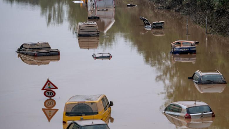 inundatii masini