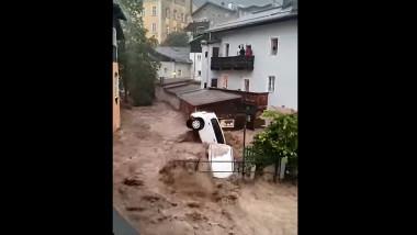 inundatii austria