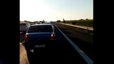 masini autostrada soarelui