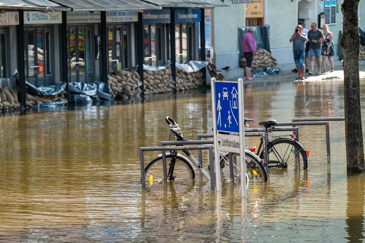dunare passau inundatii profimedia-0622112271