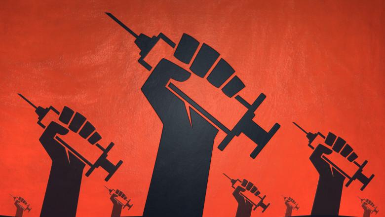 """""""Duzina de dezinformare"""". Cine face parte din grupul care răspândește mesajul antivaccinare la milioane de oameni pe rețelele sociale"""