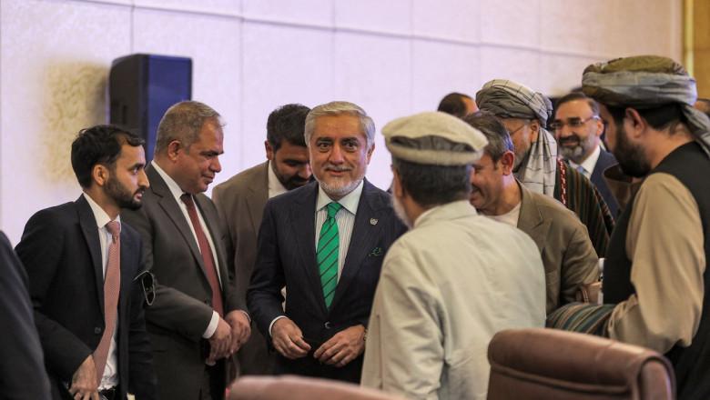 talibani afgani doha