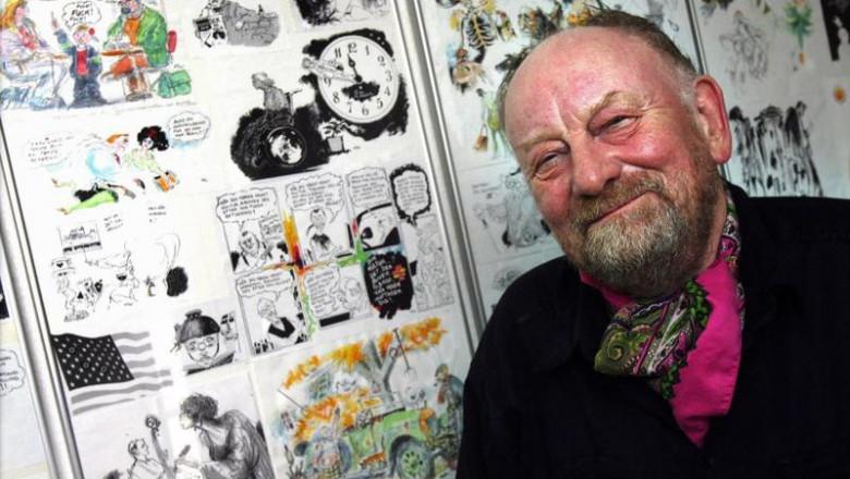 Kurt Westergaard caricaturist